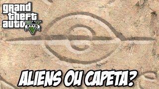 getlinkyoutube.com-GTA V - Caverna dos Aliens ou do Capeta?