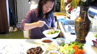 getlinkyoutube.com-Hmong qhaub poob salad