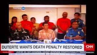 getlinkyoutube.com-Duterte wants death penalty restored