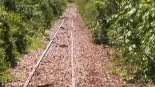 Death Railway, Thailand - Railway Derailment July 2010