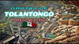 getlinkyoutube.com-Recorrido COMPLETO En Las GRUTAS de TOLANTONGO Hidalgo | Me ATORE En TIROLESA | Viajes | Vacaciones