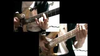 getlinkyoutube.com-山下達郎SPARKLEのギターとベースを弾いてみた【Guitar Bass Cover】