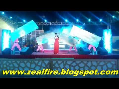 Zeal Fire Dance Troupe + Harshi Mad Pehla Nasha