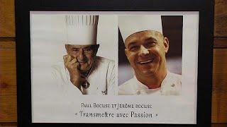 Francia llora la pérdida de Paul Bocuse