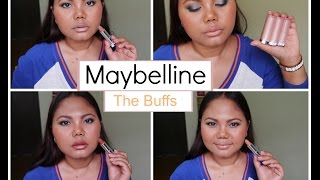 getlinkyoutube.com-ทาให้ดู Maybelline The Buffs   MaiRuuDee