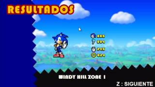 getlinkyoutube.com-Sonic Lost World Fangame Part 1 - Windy Hill Act 1 & 2