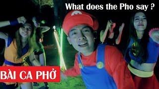 What does the Pho say/The Fox Vietnamese Parody (BÀI CA PHỞ) [Clip Hài Hước]