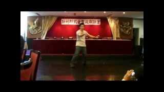 getlinkyoutube.com-最速の拳 南派蟷螂拳 Southern Praying Mantis - Incredible speed of fists