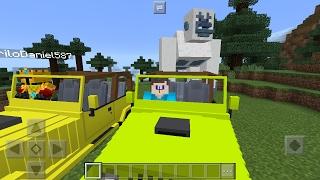 getlinkyoutube.com-INVADI O MUNDO DO INSCRITO E APOSTEI UMA CORRIDA ! (Minecraft Pocket Edition)