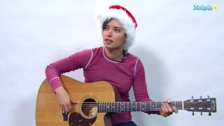 getlinkyoutube.com-How to Play Have Yourself a Merry Little Christmas on Guitar