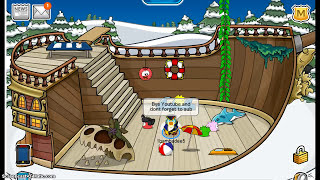 Club Penguin - How to get a Rainbow Puffle (OLD VERSION 2012)