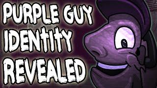 getlinkyoutube.com-The Identity Of Jeremy Fitzgerald || Five Night's At Freddy's 3
