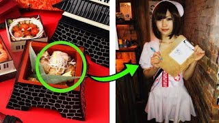 7  Restaurantes Asiáticos Que No Creerás Que Existen