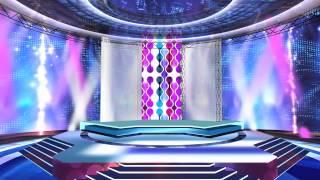 free virtual news studio background entertainment movie film HD