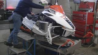 getlinkyoutube.com-2012 Arctic Cat F1100 Turbo - Sandale Fabrication