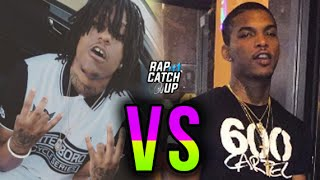 getlinkyoutube.com-600Breezy VS Rico Recklezz: Twitter Beef Over 'Hit Em Up' Diss Track