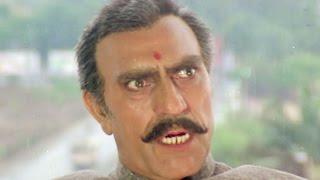 Mithun Chakraborty, Amrish Puri, Ilaaka - Scene 16/20