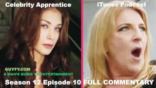 getlinkyoutube.com-Celebrity Apprentice Season 12 Episode 10 Lisa makes Dayana cry