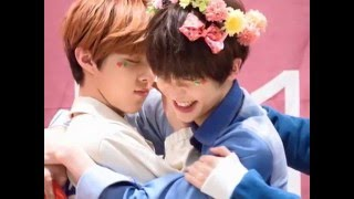 getlinkyoutube.com-up10tions wooshin y xiao moments shi xiao cople...