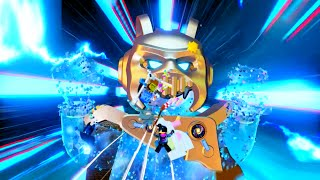 getlinkyoutube.com-LEGO Dimensions Lord Vortech Between Dimensions Boss Fight
