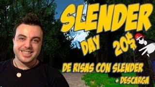 Slender Mod Day 20$ | De risas con Slender + Descarga