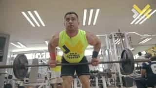 getlinkyoutube.com-Rutina de Espalda con Mario Esparza
