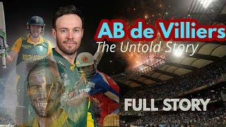 AB De VILLIERS ( Mr 360 )  BIOGRAPHY IN HINDI || SUCCESS STORY