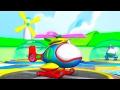 Lehrreicher Zeichentrickfilm - Zeem Zoom Cartoon - Wir zählen Hubschrauber