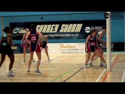 Highlights: Surrey Storm 57-38 Yorkshire Jets, 11th February 2012