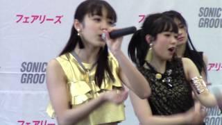 getlinkyoutube.com-フェアリーズ ◎Synchronized~シンクロ~ 下村実生fancam   たまプラーザ 20170121