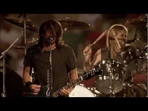 Foo Fighters Live at Wembley Stadium 2008 HD 720p - Parte 1