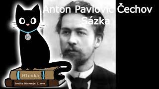 Anton Pavlovič Čechov - Sázka (Povídka) (Mluvené slovo CZ)