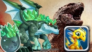 getlinkyoutube.com-How to Get Kaiju (Godzilla) Dragon 100% Real! Dragon City Mobile!