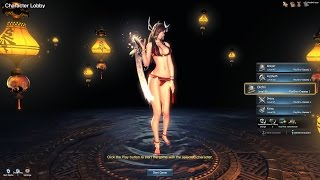 getlinkyoutube.com-Blade and Soul RU PlayBNS - Force Master - Tower of Mushin 8F