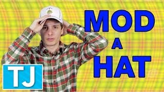 getlinkyoutube.com-How to Mod a Hat (Warning illegal)