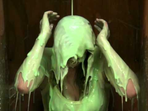 The Gunge Tank - Race Against Slime First Title Sequence Gunging