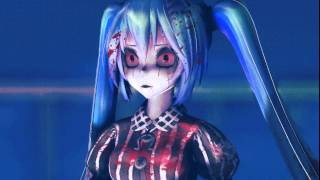 getlinkyoutube.com-[MMD] Doll House -TDA Doll Miku-
