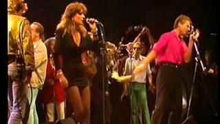 getlinkyoutube.com-Afrika (live) - Rock for Afrika, Københavns Idrætspark, 21. september 1985