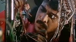 Upendra & Proffessor Complete The Robot | Hollywood | Kannada Film