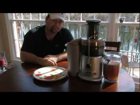 Breville Juicer Review | Juice Fountain Plus