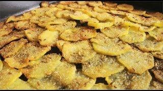 getlinkyoutube.com-Pieczone ziemniaki (patate di Anna)
