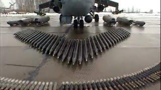getlinkyoutube.com-Mil Mi-24 Mi-35 Hind Attack Transport Helicopter