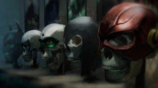 Injustice: Gods Among Us - All Endings (Multilanguage Subtitles)