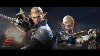 getlinkyoutube.com-Bless Online - Assassin Gameplay (Race: Pantera)