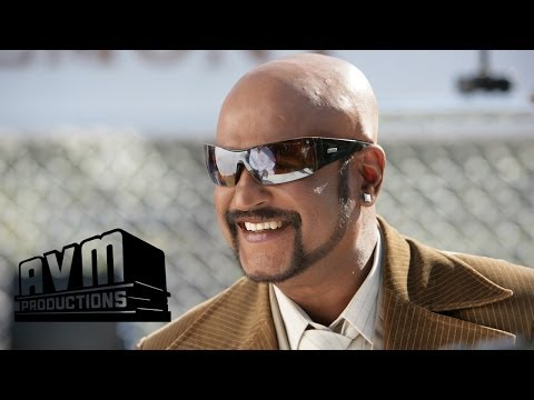 Rajini Style in Sivaji - Mottai Boss Intro; Sivaji Returns as MGR
