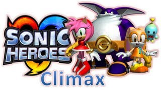 Sonic Heroes Playthrough [Team Rose] - Climax