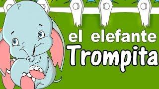 getlinkyoutube.com-EL ELEFANTE TROMPITA - canciones infantiles con letra