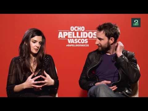 Ocho apellidos vascos, entrevista a Clara Lago y Dani Rovira