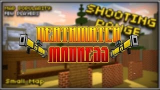 getlinkyoutube.com-Pixel Gun 3D: Deathmatch Madness #1 - RPG TO THE FACE!