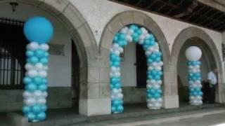 getlinkyoutube.com-decoraciones con globo